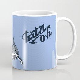 Rituoh  Series: Mermaid Coffee Mug