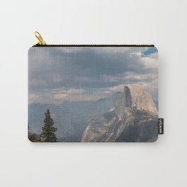 Half Dome - Yosemite National Park - Two Trees Carry-All Pouch