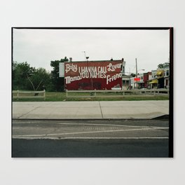 YOU CAN IF YOU WANT TO Canvas Print
