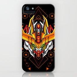 Barbatos Lupus Rex A9 sacred geometry iPhone Case