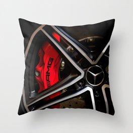 AMG Throw Pillow