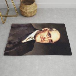 Rudyard Kipling, Literary Legend Rug