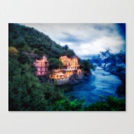 Portofino Che Bellezza! Canvas Print
