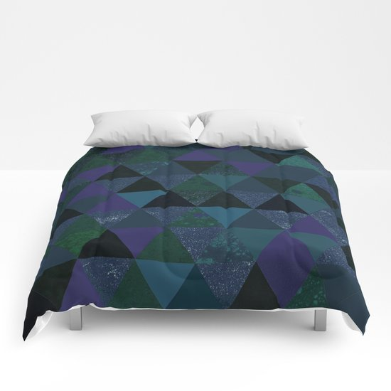 Abstract #431 Comforters