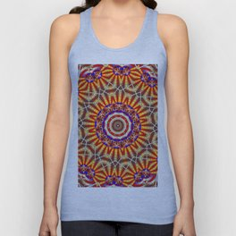 *SunStar Council* Unisex Tank Top