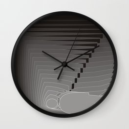 Lost in the space Wall Clock