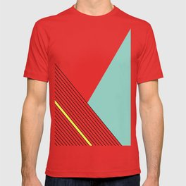 MINIMAL COMPLEXITY T-shirt