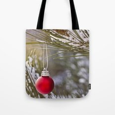 Christmas is here Tote Bag