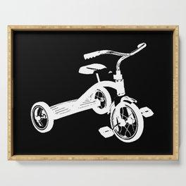 Trike Serving Tray