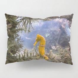 Seahorse Window Pillow Sham