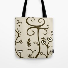 Agriculture under the influence Tote Bag