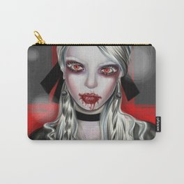 Vampire Portrait Carry-All Pouch
