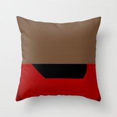 Uhura - Star Trek The Original Series TOS - Trektangle - Trektangles - Nyota Uhura - startrek Throw Pillow