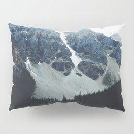 Moody Moraine lake Pillow Sham