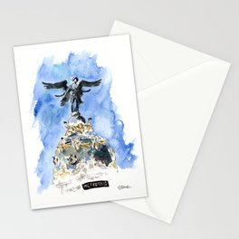 Metropolis Building Stationery Cards