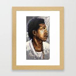 Naturally Hov Framed Art Print