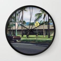 stroll Wall Clock