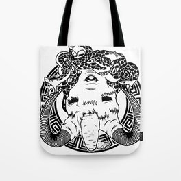 Medusa X Mammoth Tote Bag