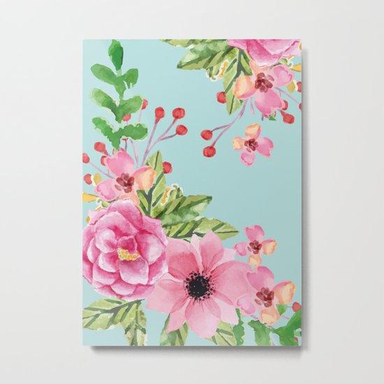 Flowers 182 Metal Print
