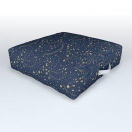 Celestial Ocean Outdoor Floor Cushion