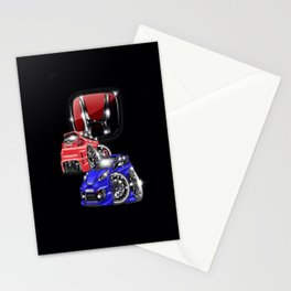 Honda world  Stationery Cards
