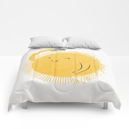 Good Morning, Sunshine Comforters