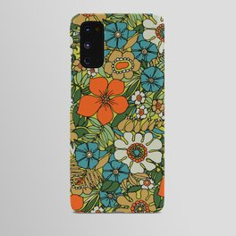 70s Plate Android Case