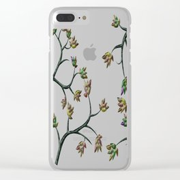First Frost Clear iPhone Case