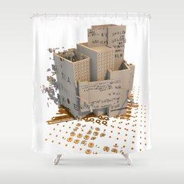 margherita 05 01 Shower Curtain
