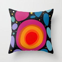 Galaxy Abstract Pattern Minimalist Decoration Throw Pillow