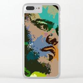 J.Cole Clear iPhone Case