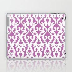 Modern Baroque Purple Laptop & iPad Skin