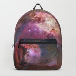 Orion Nebula M42, NGC 19 (High Quality) Backpack