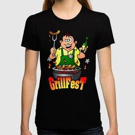 Grillfest - BBQ T-shirt