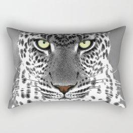 power leopard Rectangular Pillow