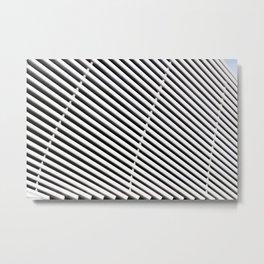 Art Structures Metal Print