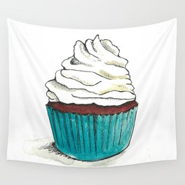 Cupcake Wall Tapestry
