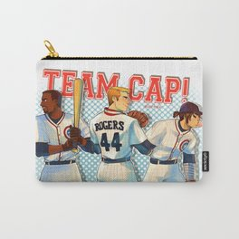 Team Cap! Carry-All Pouch
