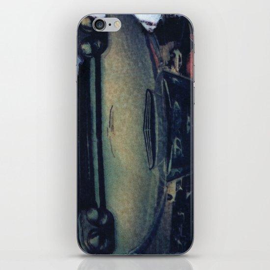 Oldie iPhone & iPod Skin