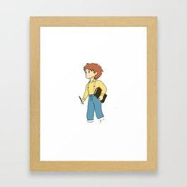 Ni No Kuni Framed Art Print