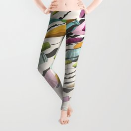 Spring Bullets Leggings