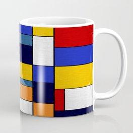 Abstract #351 Coffee Mug