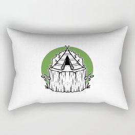 Go Wild... Rectangular Pillow