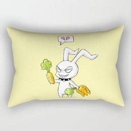 Eat Your Veggies Rectangular Pillow
