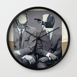 A Penny for Your Thoughts Wall Clock
