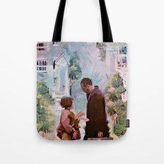 Léon & Mathilda Tote Bag