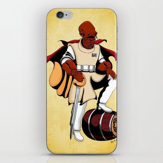 Captain Ackbar iPhone & iPod Skin