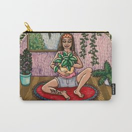 Growing Green Love Carry-All Pouch