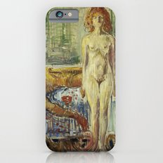 The Death of Marat II by Edvard Munch Slim Case iPhone 6s