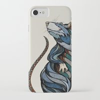 rat iPhone & iPod Cases featuring Berlin Rat by Andreas Preis
